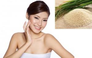 Công thức tẩy tế bào da chết từ bột gạo