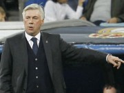 """Bóng đá Tây Ban Nha - Real """"chết"""" hụt: Ancelotti thừa nhận Real đang bất ổn"""