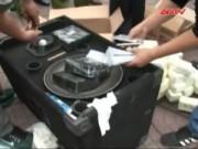 Video An ninh - Ngụy trang hơn 2000 điện thoại trong vỏ loa thùng