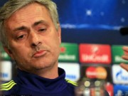 """Bóng đá - Mourinho: """"PSG là đội bóng chơi bẩn nhất châu Âu"""""""