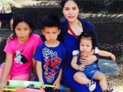 Bạn trẻ - Cuộc sống - Trải lòng của bà mẹ đơn thân một mình nuôi ba con nhỏ