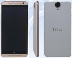 Tin tức công nghệ - Điện thoại tầm trung HTC One E9 rục rịch ra mắt