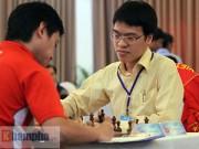 Thể thao - Cờ vua: Quang Liêm thắng đối thủ số 1 gốc Trung Quốc