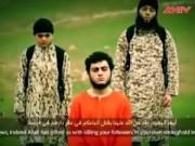 Video An ninh - IS tung video trẻ 12 tuổi hành quyết một người Israel