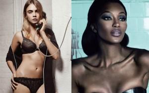 Thời trang - Rộ tin Naomi và Cara xô xát căng thẳng