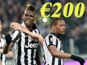 Bóng đá - Tin HOT tối 11/3: Pogba thờ ơ mức giá 200 triệu euro