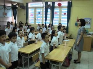 """Giáo dục - du học - """"Cấm thi"""" vào lớp 6: Phụ huynh, học sinh gặp khó"""