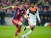 Bóng đá - Bayern - Shakhtar: Sau thẻ đỏ là 7 bàn thắng
