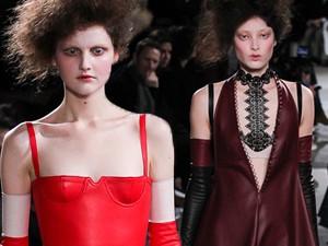 Váy - Đầm - Lãng mạn kiểu... kỳ lạ như Alexander McQueen