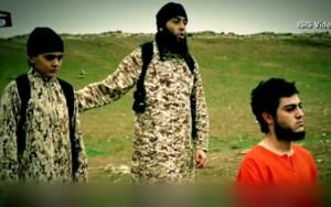 Lộ danh tính  đao phủ nhí IS  hành quyết  gián điệp  Israel