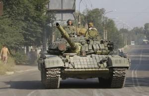 Thế giới - Vũ khí của quân ly khai khiến lính Ukraine khiếp sợ