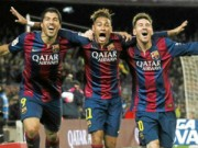 """Bóng đá Tây Ban Nha - Neymar xem thường """"tam tấu"""" BBC của Real"""