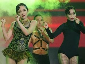 """Ca nhạc - MTV - Sao Việt phát sốt với """"vũ điệu cồng chiêng"""""""