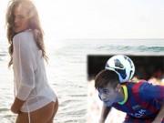 """Tin bên lề bóng đá - SAO 360 độ: Bồ cũ Neymar """"hận tình"""""""