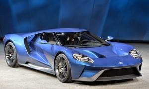 Tin tức ô tô - xe máy - Ford GT mới giá 'chát', cạnh tranh Lamborghini