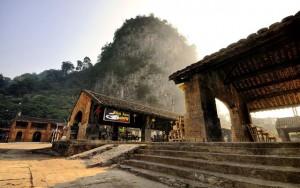 Du lịch Việt Nam - Lãng đãng bức tranh phố cổ Đồng Văn