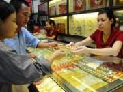 Tin giá vàng - Giá vàng trong nước phục hồi mạnh