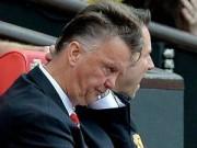 Bóng đá Ngoại hạng Anh - Mắc tá sai lầm, Van Gaal phải tự cứu mình