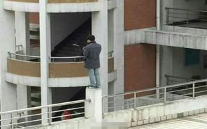 Tình yêu - Giới tính - Thất tình, nam thanh niên nhảy từ lầu 4 tự tử