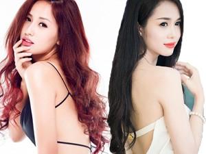 Thời trang - Bối rối ngắm lưng trần nõn nà của mỹ nhân Việt