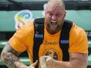 """Các môn thể thao khác - Sau kỷ lục 1000 năm """"Thần Thor"""" lại tỏa sáng"""