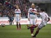 Bóng đá Đức - Alonso đá phạt như Pirlo top 5 vòng 24 Bundesliga
