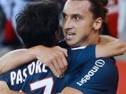 Bóng đá - Ibra và Pastore phối hợp đỉnh cao top 5 Ligue 1 V28