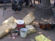 An ninh Xã hội - Công an vây trường gà, hàng chục con bạc chạy tán loạn