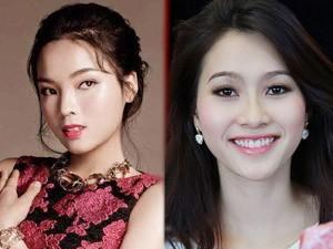 """Người mẫu - Hoa hậu - Học sao Việt """"mánh"""" chụp ảnh giấu khuyết điểm ở mặt"""