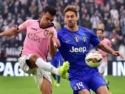 Bóng đá - Palermo – Juventus: Lỏng chân để lên gân ở C1