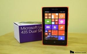 Dế sắp ra lò - Microsoft cho khách hàng đổi Nokia Asha lấy Lumia 435