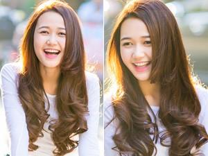 8X + 9X - Ngất ngây trước nụ cười của hot girl Nhung Gumiho