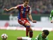 """Bóng đá - Bremen - Bayern: """"Nhạc công"""" lạc nhịp"""