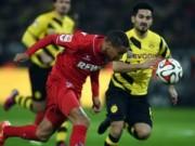 Bóng đá - Dortmund – Cologne: Giậm chân tại chỗ