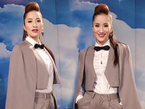 Ca nhạc - MTV - Khánh Thy khoe bụng thon gọn dù mang thai 5 tháng