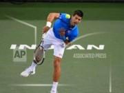 Tennis - Djokovic – Baghdatis: Căng mình chống đỡ (V2 Indian Wells)