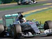 Thể thao - F1, Australian GP: Khốc liệt ngày khai màn