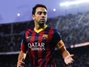 Bóng đá - Tuyến giữa Barca: Xavi vẫn tối quan trọng