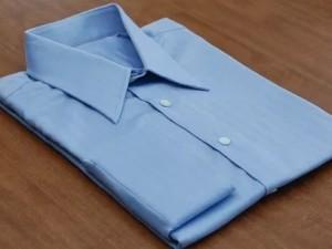 Thời trang - Clip hướng dẫn gấp áo sơ mi dễ và đẹp như ngoài hiệu