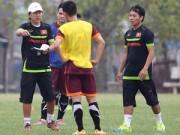 Tin tức thể thao - HLV Miura nói gì trước khi lên đường thi đấu?