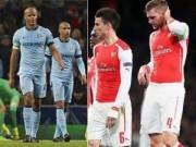 Bóng đá - Lượt về vòng 1/8 C1: Arsenal, Man City mơ kì tích
