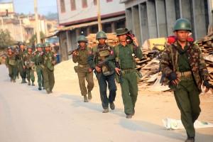 """Tin tức trong ngày - Báo TQ đòi """"mạnh tay"""" hơn với Myanmar sau vụ thả bom"""