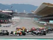 Lịch thi đấu F1 - Lịch thi đấu F1: Malaysian GP 2015