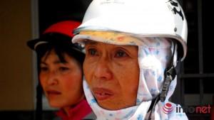 Tin tức Việt Nam - Nước mắt chảy dài sau vụ cháy 8 căn nhà giữa Sài Gòn