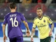 Bóng đá - Fiorentina – Milan: Sa lầy ở Florence