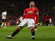 Bóng đá Ngoại hạng Anh - Carrick và Rooney: Chìa khóa top 4 của MU