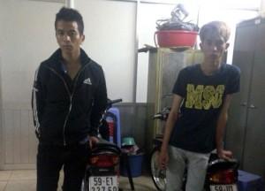 An ninh Xã hội - Băng cướp giật táo bạo trên đường phố Sài Gòn sa lưới