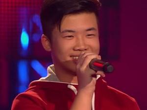 """Ca nhạc - MTV - Cậu bé gốc Việt làm """"nổ tung"""" sân khấu Giọng hát Đức nhí"""