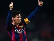 Bóng đá Tây Ban Nha - Siêu ghi bàn, Messi còn giỏi bán áo
