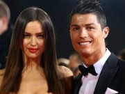 Bóng đá - Chị gái Ronaldo coi Irina như…đã chết